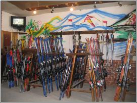 Яремче/Яремча/.Прокат лыжного снаряжения SKI-TUR.